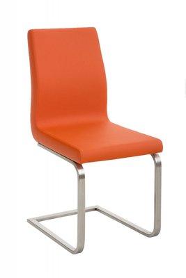 Eetkamerstoel Lux Oranje