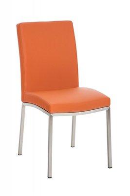 Eetkamerstoel Ruby Oranje
