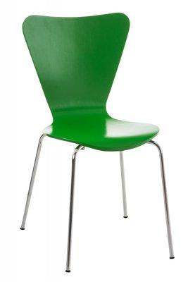 Eetkamerstoel Silke Groen