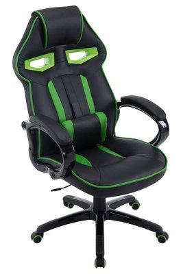 Gaming Stoel Geovanni Zwart Groen
