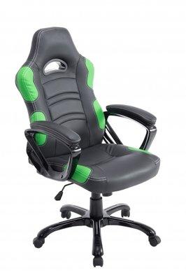 Gaming Stoel Dexter Zwart Groen