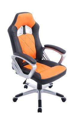 Gaming Stoel Deano Zwart Oranje