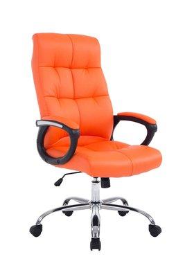 Bureaustoel Hidaya Oranje