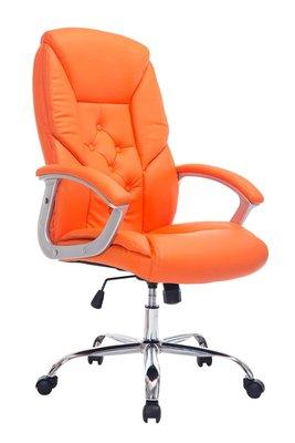 Bureaustoel Meis Oranje