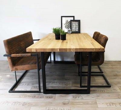 Comfortabele Eetkamer Armstoelen.Betaalbare Design Eetkamerstoelen Designmeubelenstyle Nl