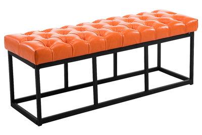 Bank Uman B Oranje,120 cm