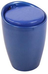 Hocker Ennacy Blauw