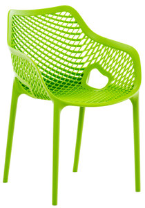 Stapelstoel XL Iar Groen