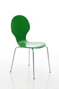 Bezoekersstoel Doegi Groen