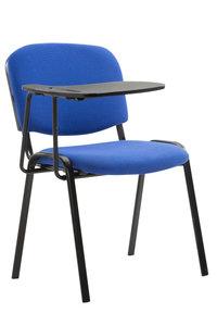 Bezoekersstoel Kin Stof Blauw