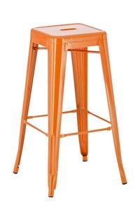 Barkruk Veronique Oranje