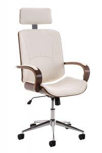 Moderne Bureaustoel - Trendy Bureaustoel Suus Wit
