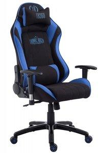 Bureaustoel Racing Lotus Blauw Stof