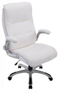 Directiestoel -Bureaustoel Inara Wit (comfortabel - zware belasting)