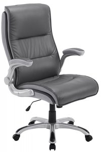 Directiestoel - Bureaustoel Inara Grijs (comfortabel - zware belasting)