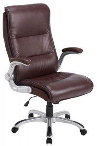 Directiestoel - Bureaustoel Inara Bordeaux Rood (comfortabel - zware belasting)