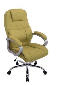 Bureaustoel Marrit Stof Groen (extra brede bureaustoel - brede zitting - zware belasting)