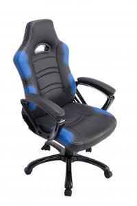 Gaming Stoel Dexter Zwart Blauw