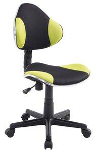 Bureaustoel Aicha Zwart Groen