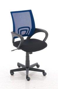 Bureaustoel Alma Blauw