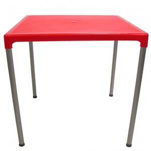 Mini Dining Table Rood
